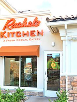 Rachel's Kitchen at The Hilton Garden Inn